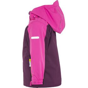 Kamik Dana Shell Jacket Kids Dark Purple